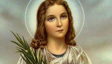 """Santa Maria Goretti: testemunho do """"sim"""" a Deus e """"não"""" ao pecado"""