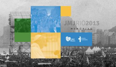 Memórias JMJ Rio 2013: O almoço com o Papa Francisco!