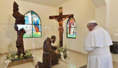 3 exemplos de vida de Padre Pio ditos pelo Papa Francisco