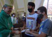 Diocese de Itabira/Cel. Fabriciano (MG) celebra o Dia Nacional da Juventude
