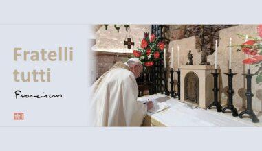 "7 chaves de leitura para a Encíclica ""Fratelli tutti"""