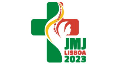 """Logo da JMJ Lisboa 2023: """"Maria levantou-se e partiu apressadamente"""""""