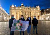 Delegação de Portugal está em Roma para receber os símbolos da Jornada Mundial da Juventude