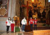 Do Panamá à Lisboa: jovens portugueses recebem os símbolos da JMJ!